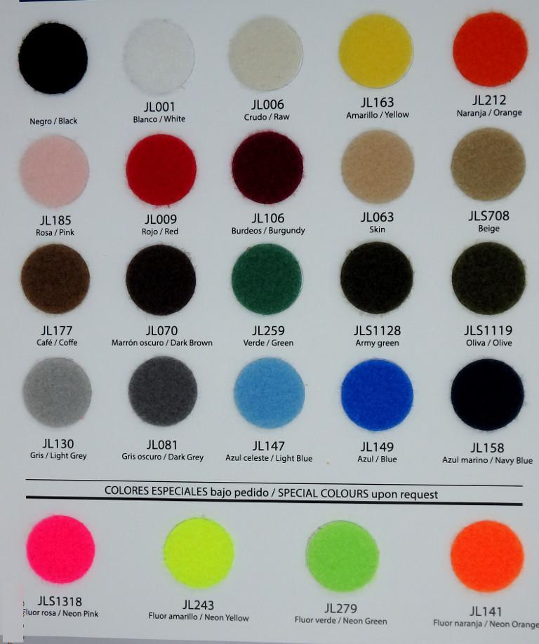 Kolornik rzepów EURO