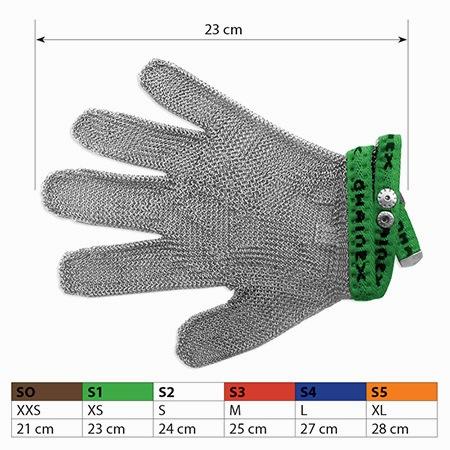 Rękawica ochronna uniwersalna 5-palcowa