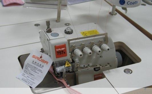 Overlock SIRUBA 5 nitkowy 757K-516M2-35 (55)