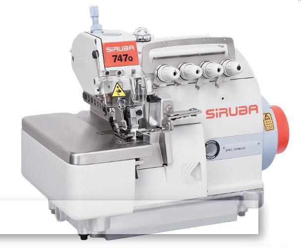 Overlock SIRUBA 5-nitkowy 757Q-516M2-55