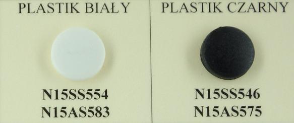 Napa 15mm stalowa alfa plastikowa główka