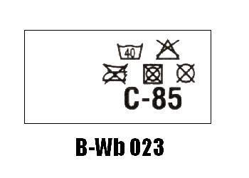 Wszywki biustonoszowe B-Wb 023 C-85