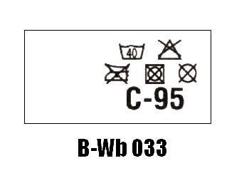 Wszywki biustonoszowe B-Wb 033 C-95