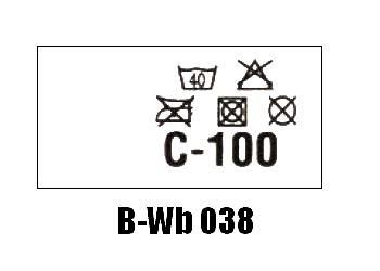 Wszywki biustonoszowe B-Wb 038 C-100