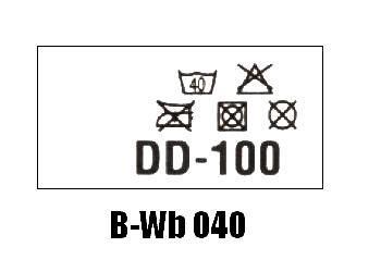 Wszywki biustonoszowe B-Wb 040 DD-100