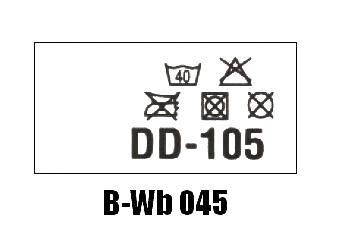 Wszywki biustonoszowe B-Wb 045 DD-105