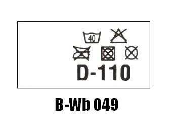 Wszywki biustonoszowe B-Wb 049 D-110