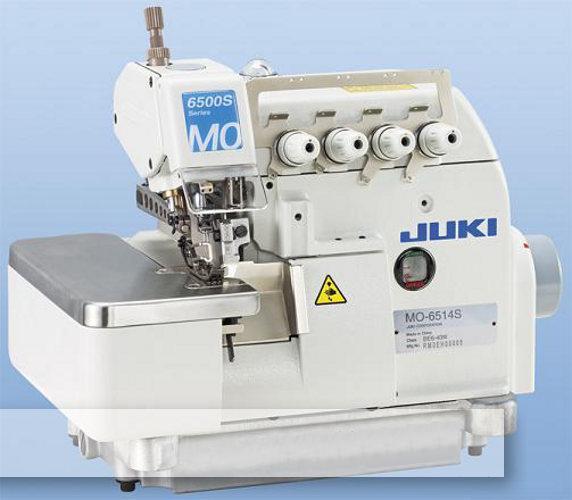 Overlock JUKI 4-nitkowy MO-6514S