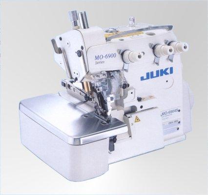 Overlock JUKI 3 nitkowy MO-6904S