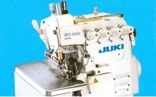 Overlock JUKI 5 nitkowy z transportem górnym MO-6916J