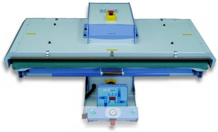 Termopodklejarka pneumatyczna 125x50cm COMEL PL/T 1250 PNEUM